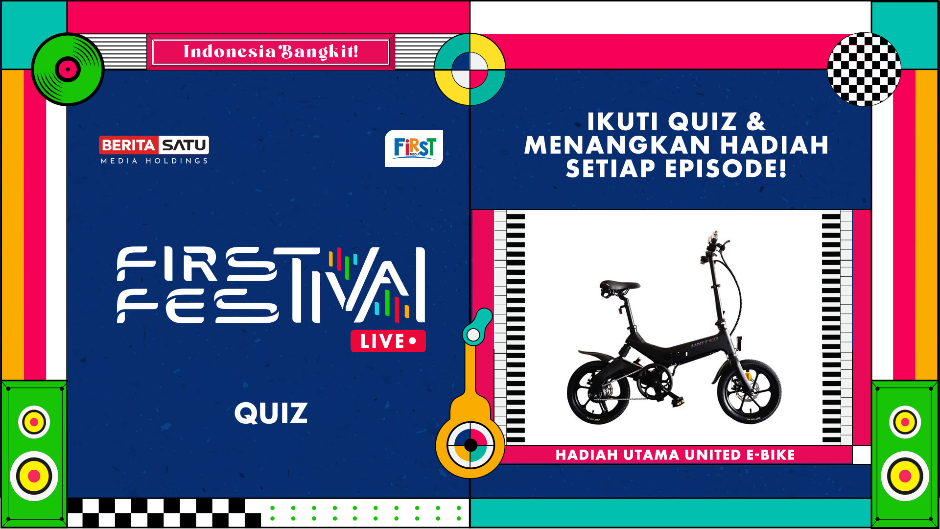 First Festival Live Quiz